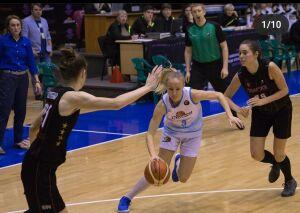 «Казаночка» выиграла последний домашний матч в этом году