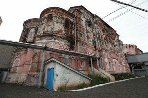 В Казани на территории СИЗО начинается восстановление церкви времен Петра I
