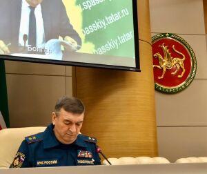 С начала года число пожаров в Татарстане снизилось более чем на 3%