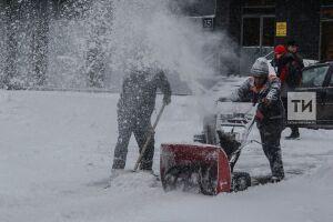 К концу недели в Татарстане ожидаются теплая погода и мокрый снег