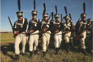 Выставка о войне 1812 года даст посетителям «Хазинэ» прочувствовать масштаб истории