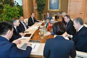 Минниханов обсудил с главой компании «Шишеджам» реализацию ее проектов