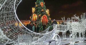 В ночь на 7 января общественный транспорт Нижнекамска будет ходить по особому режиму