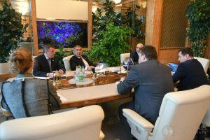 Президент РТ и гендиректор Росагролизинга обсудили вопросы сотрудничества в сфере АПК