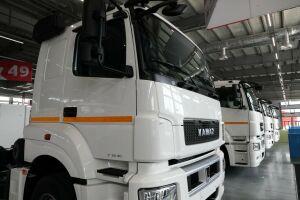 КАМАЗ планирует увеличить поставки мусоровозов из-за «мусорной реформы»