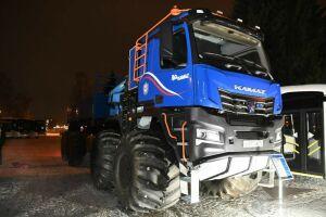 Минниханову показали перспективные разработки КАМАЗа для Арктики и автострад