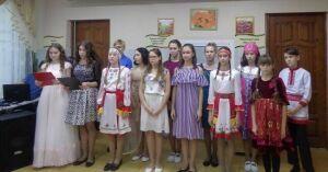 Жильцы Спасского дома-интерната для престарелых получили подарки от школьников