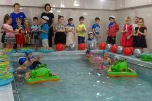 В заинском детском саду после капремонта открылись бассейн и спортзал