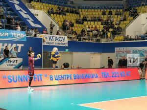 Волейболисты «Зенита-Казани» проиграли на домашней арене впервые с 2016 года