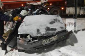 Все четверо погибших в страшной аварии в Алексеевском районе РТ – девушки