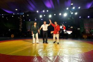 В Заинске открылись Всероссийские соревнования по корэш памяти Рината Фардиева