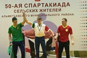 В Альметьевском районе выявили победителей юбилейной зимней спартакиады сельской молодежи