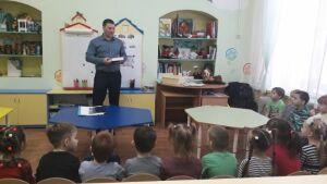 Чистопольским детсадовцам рассказали о «Чистых лугах» и о Красной книге РТ