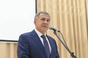 Минниханов в Сабах: «Если мы хотим сохранить исторические корни, мы должны поддерживать село»