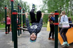 В этом году в Казани появится 15 универсальных спортивных площадок