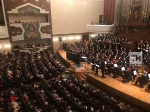 В Казани впервые прозвучала «Симфония тысячи участников»