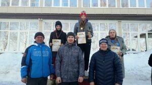 Более ста стрелков разыграли восемь комплектов наград в Тетюшах