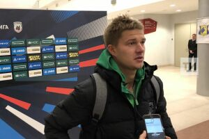 Защитник «Рубина» Сорокин: «Ростову» помогли индивидуальные особенности их игроков