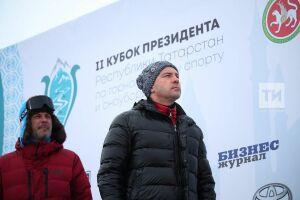 Леонов: В Фестивале горнолыжного спорта может принять участие любой желающий