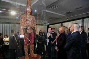 Археологическая сенсация Казахстана — проект «Золотой человек» выставлен в Казани на месяц