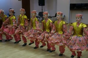 Альметьевские юные музыканты большим концертом открыли весенний сезон