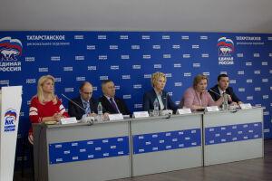 Стратегию и дорожную карту проекта «Дворовый футбол» обсудили в Казани