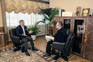 Шайхразиев не исключает, что будет создан четвертый вариант Стратегии развития татарского народа