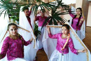 Бугульминцы победили на международном фестивале индийского танца в Москве