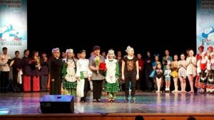 Менделеевские танцоры победили на международном фестивале «Розы России 2019»