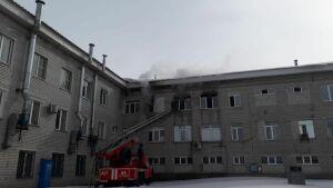 На заводе «Татнефти» в Бугульме случился пожар