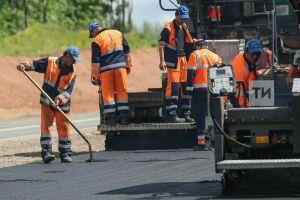 На реконструкцию дороги Мамадыш – Кукмор – Кляуш потратят 66 млн рублей