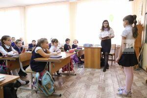 В Татарстане дополнительно создадут свыше 9 тыс. мест в школах