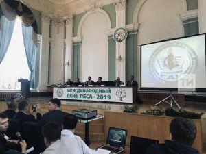 Набазе Казанского аграрного университета впервые отметили Международный день лесов