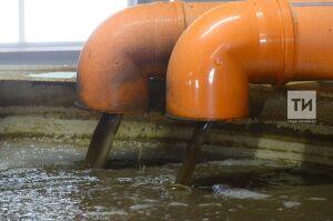 Минэкологии РТзафиксировало сброс сточных вод вВолгу вКировском районе Казани