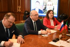 Посол Турции в России станет участником KazanSummit-2019 и посетит предприятия Татарстана