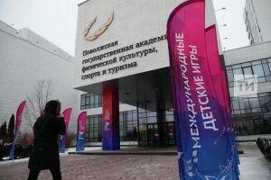 Якубов: В 2018 году на спортобъектах Поволжской академии побывало больше людей, чем живет в Казани