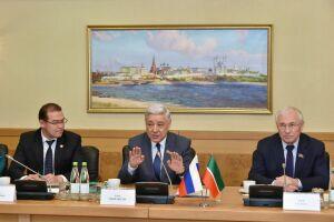 Мухаметшин: Много добрых дел и мероприятий в Татарстане проводится совместно с Турцией