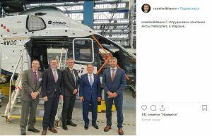 Минниханов планирует принять участие в деловом форуме во Франции и встретиться с вице-мэром Марселя