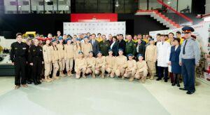Выпускники «Колледжа будущего Татарстана» будут служить в подшефной воинской части Самарской области