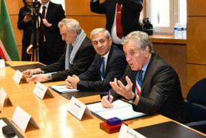 Рустам Минниханов пригласил первого вице-мэра Марселя посетить Татарстан