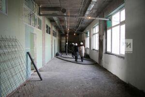 Школа в казанском ЖК «Соловьиная роща» завершена на 70%