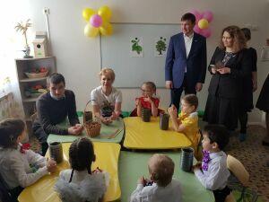 В Автограде запустили бесплатные экологические кружки для слабослышащих детей