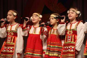 В Тетюшах отгремел гала-концерт фестиваля «Созвездие-Йолдызлык»