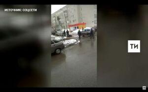МВД прокомментировало трагедию с убийством полицейского в Нижнекамске