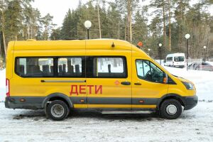 Оформить заявку на заказную поездку детей в автобусе теперь можно на сайте ГИБДД