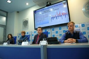 Глава Гидрометцентра РТ: В Татарстане продолжается потепление климата