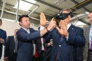 Рустам Минниханов ознакомился с деятельностью французского технопарка Technoparc des Florides