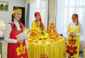 Участники фестиваля «Без бергэ» дали концерт в Лаишевском районе