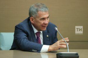 Минниханов проведет совет директоров «Татнефти» и посетит торжества в честь 100-летия Башкортостана