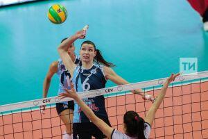 Волейболистка «Динамо-Казани»: Мы играем нестабильно, надеюсь, это исправится в плей-офф